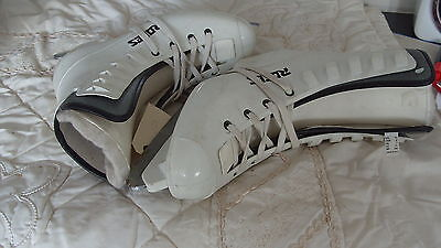 C4 Ice Skates Races size 7 Well used 16
