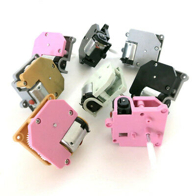 130 LD02 DC 3V Square Reduction Gear GearBox Motor 20RPM,DIY Remote Control Toy