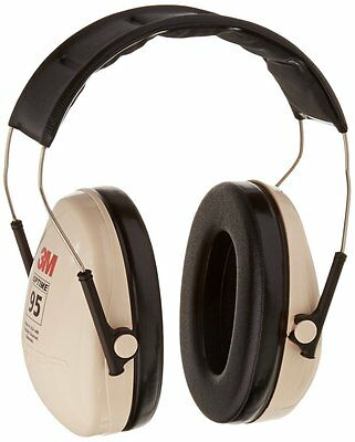 3M H6A/V Peltor 95 Over-the-Head Earmuffs