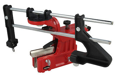 Filing Guide Sharpener Bar Mounted For All Makes Of Chainsaw