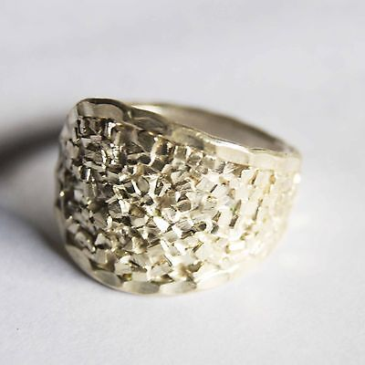 BEST RING PURE SILVER by KAREN HILLTRIBE .US=9/R,Adj