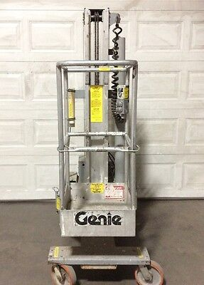 Genie Industries PLI-24P Personnel Lift 24 Ft. Platform Height 300 Pound Maximum