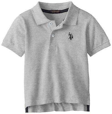 U.S. Polo Assn Toddler/Little Boys' Classic Polo Shirt Size 2T 3T 4T 4 5/6 7