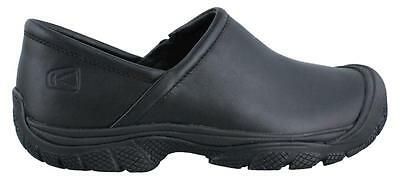 Keen Ptc Slip On II Slip Resistant  Shoe Leather Mens Work And Uniform Shoes