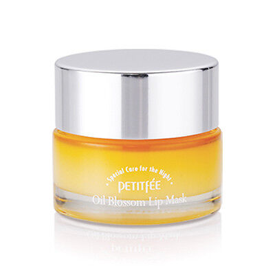 [PETITFEE] Oil Blossom Lip Mask Sea Buckthorn Oil - 15g