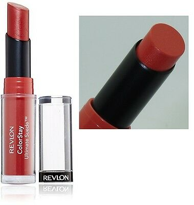 Revlon Colorstay Ultimate Suede Lipstick -080 Fashionista- new