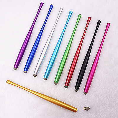 1Pc Metal Universal Touch Screen Pen Stylus For iPhone iPad Samsung Tablet Phone