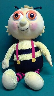 Fifi and the Flowertots Large Bumble Plush Toy 24""