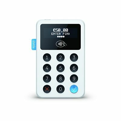 iZettle Chip and PIN 2 Card Reader with Contactless Payment
