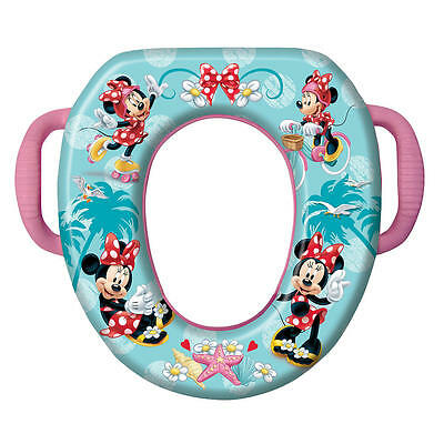 "Minnie Mouse ""Summer Fun"" Soft Potty Seat"