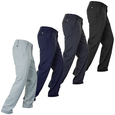 33% OFF RRP Puma Golf Mens Tech Pant Performance Stretch DryCELL UV Trousers