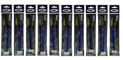 10 pole Float Carp Coarse Fishing Tackle Barbless hook tied Pole Rigs  Line