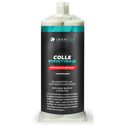 Colle structurale bi-composant - 50 ML - incolore