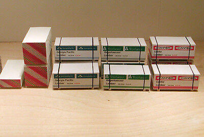 """O"" gauge lumber yard detail set 12 pc set"