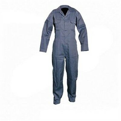 Extra Extra Large Navy Silverline Boilersuit - XXL 132cm 52 598537