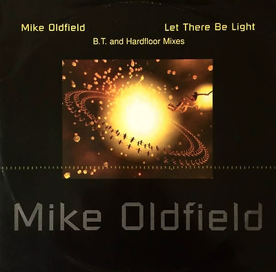 "MIKE OLDFIELD ‎- Let There Be Light (12"") (G-VG/G+)"