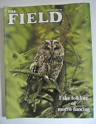 The Field Magazine. July 21-27, 1984. Fake folklore of Morris Dancing.