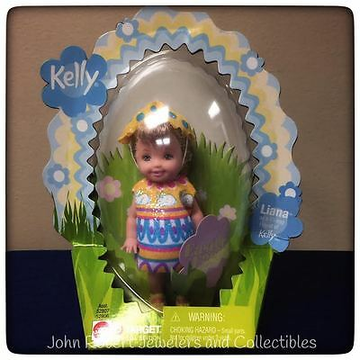 Barbie Kelly Easter Eggie Liana Target Special Edition 2001 #52806