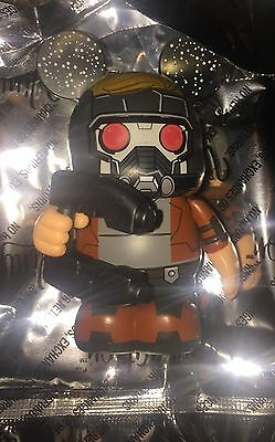 """Marvel Vinylmation 3"""" Star- Lord Eachez Guardians of the Galaxy L.E of 2250"""