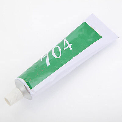 704 Silicon Rubber Temperature Sealant Adhesive Glue for Electronic Devices Nice