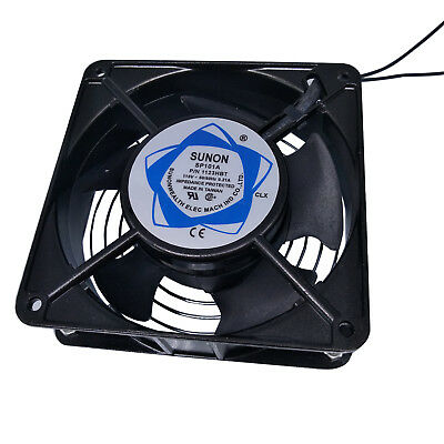 US Stock Cooling Fan AC 110V 115V 120V SUNON Electronics Computers 120x120x38mm