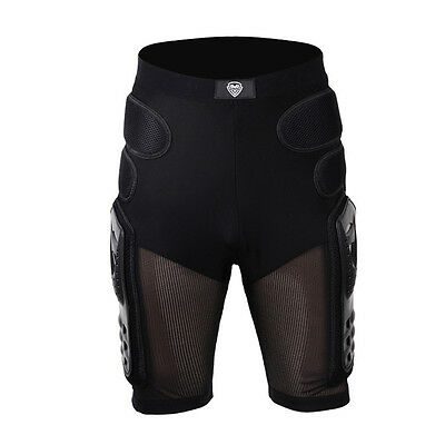 Motorcycle Armor Shorts BMX Bicycle Short Pants Sports Hip Guard Protective Gear