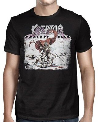 KREATOR - Feel The Endless Pain T SHIRT S-M-L-XL-2XL Brand New Official T Shirt