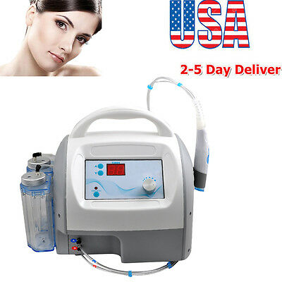 US-Oxygen Facial Care Water Peeling Microdermabrasion Hydro Dermabrasion Machine