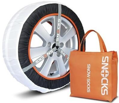 "Vw Audi Seat Approved Snocks 40M Winter Snow Socks For 14-20"" Tyres - Genuine"