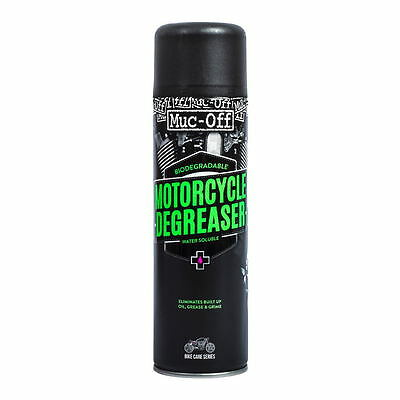 Muc-Off Motorcycle Motorbike Degreaser Cleaner Road 500ml