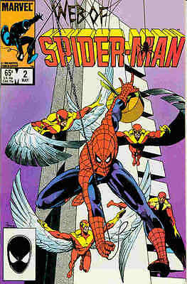 Web of Spiderman # 2 (USA, 1985)