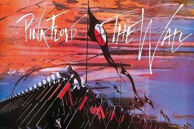 Pink Floyd - The Wall, Hammers Poster Plakat (91x61cm) #96144
