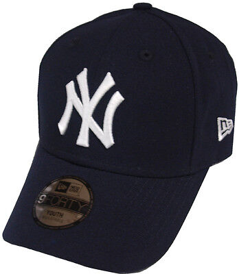 New Era MLB New York Yankees The League 9Forty Velcroback Cap Youth Jugendliche