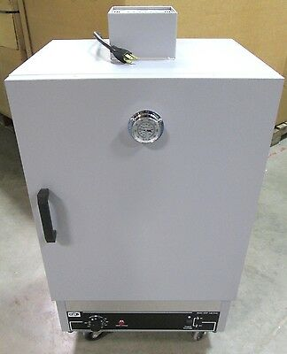 Quincy 40AF Forced Air Convection Lab Oven 120VAC 12.5A 1500W 450°F 2.86 cu.ft.