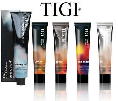 Tigi Toni & Guy Copyright Colour Hair Dye / Creative Guard  *choose Shade*