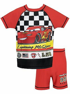 Disney Cars Swim Set | Boys Disney Cars Two Piece Swim Suit | NEW