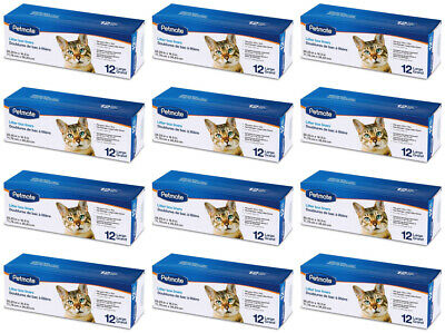 Petmate Booda Dome Liners, Large 144ct (12x12ct)