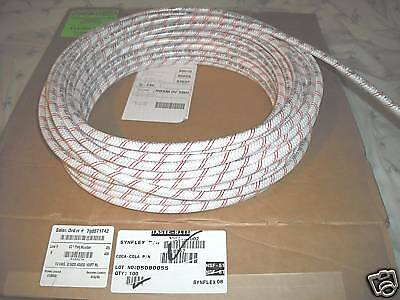 "TUBING 1/4"" I.D. x 7/16"" O.D. COCA-COLA *RED-LINE 100' *FLAVOR SHIELD"""