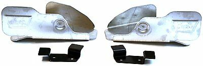 New Yamaha 550 700 Grizzly Atv Front A-Arm Guards Protectors A Arm Warn 74874