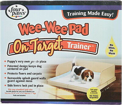 Four Paws Wee Wee Pad Holder, 22x23 Inch, On-Target