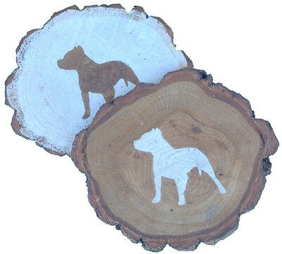 Pitbull Coaster Reclaimed Wood
