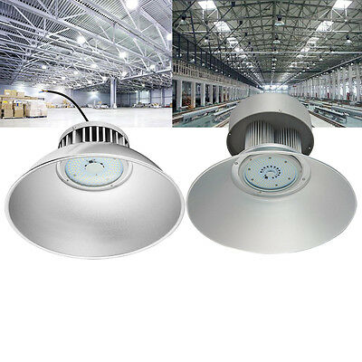 100W 150W LED High Bay Light Bright White Warehouse Factory Industry Lighting