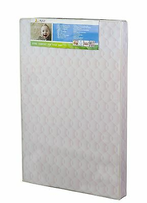 """Dream On Me Foam Carina Collection Pack N Play Mattress Wave Pink 3"""""""