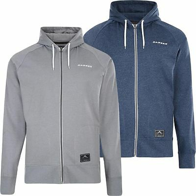 44% OFF Dare 2b Ease Off Cotton Full Zip Hoodie Mens Pullover Sports Hoody