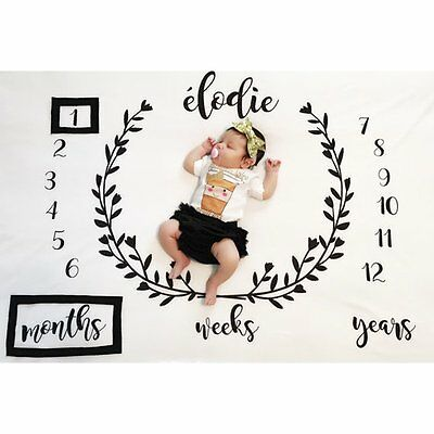 Newborn Infant Photography Photo Props Stretch Wrap Baby Cotton Swaddle Blanket