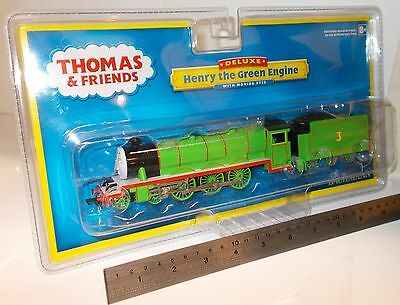 Bachmann US 58745 - Thomas & Friends 'Henry' Locomotive. (00/H0) Railway Model