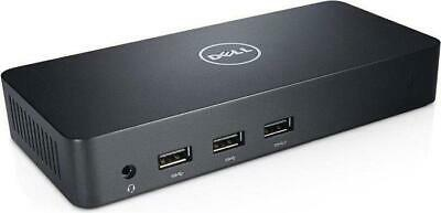 Dell D3100 USB 3.0 Ultra HD Triple Video Dockingstation