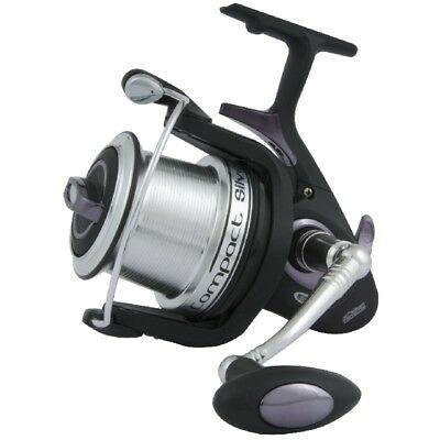 Mitchell  Compact Lc Silver 800 Brandungs Rolle Karpfen Rolle Waller Rolle