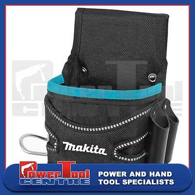 Makita Blue Collection Screw Nail Fixing Pouch & Hammer Holder Tool Belt P-71906