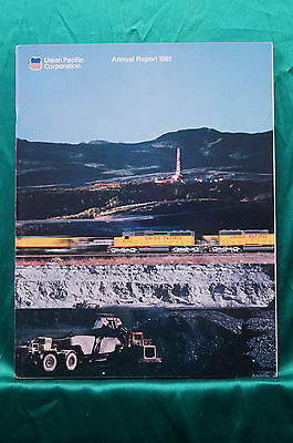 Union Pacific - Annual Report - 1981